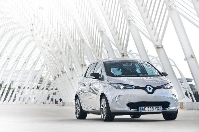 Renault protagonista del Roadshow Enel Drive