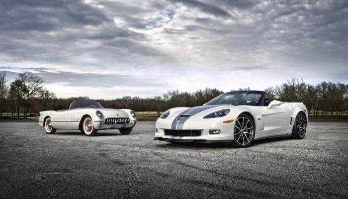 60 anni di Chevrolet Corvette