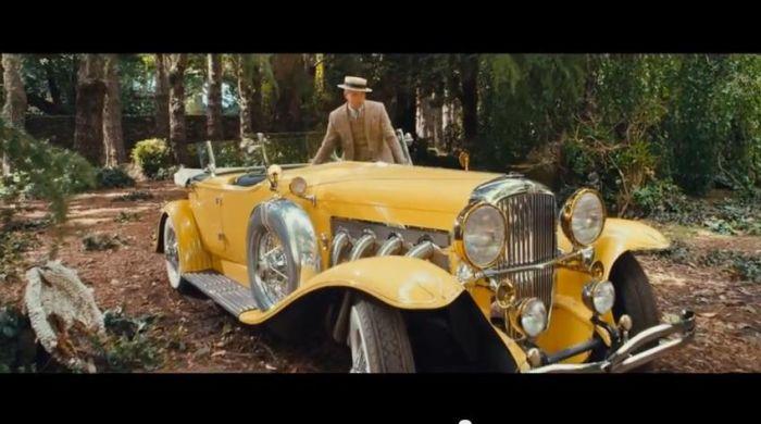 Le auto all'epoca de Il grande Gatsby 01