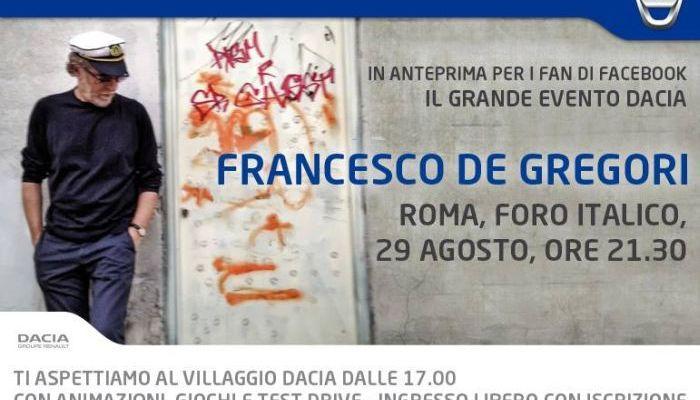 Dacia Sponsor Days: al via il nuovo Club Dacia on the road
