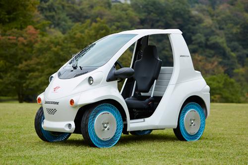 Bridgestone Corporation svela il prototipo dei pneumatici Air Free di seconda generazione 02