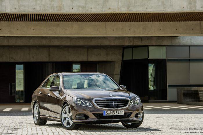 Mercedes-Benz Classe E BlueTEC Hybrid la proveremo a Modena