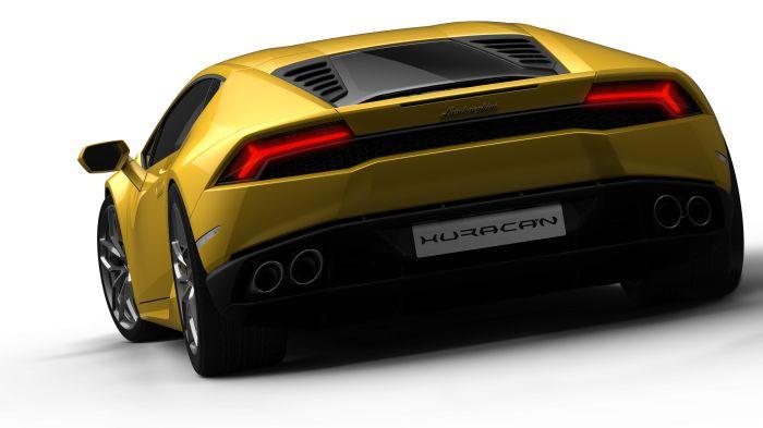 Lamborghini Huracán LP 610-4 09