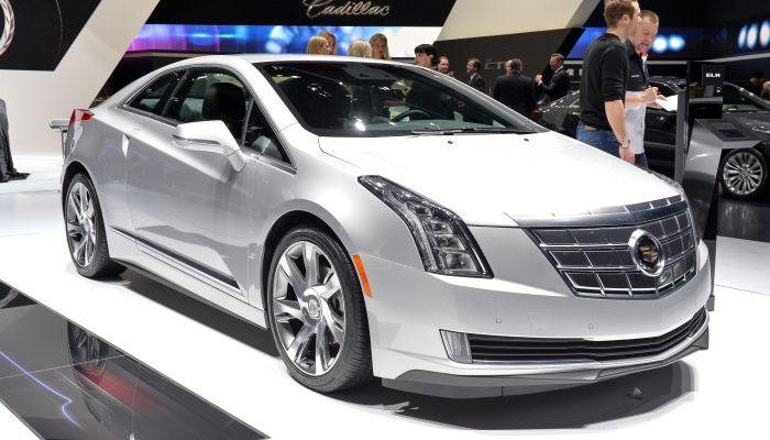Cadillac: nuova Business Strategy per l'Europa. Le immagini live da Ginevra.
