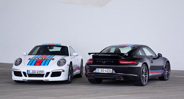 Porsche 911 S Martini Racing Edition: ritorno a Le Mans