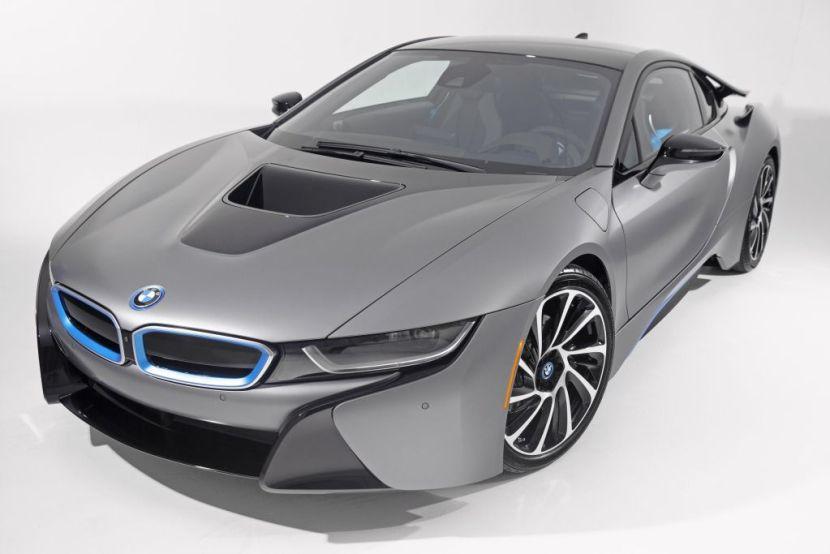 Bridgestone scelto come fornitore esclusivo per la BMW i8 03