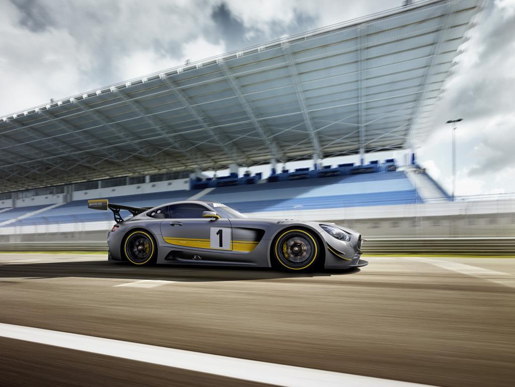 La nuova Mercedes-AMG GT3 è pronta a debuttare nelle gare FIA GT3 3