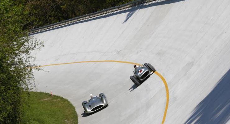 La Mille Miglia per la prima volta sul Circuito di Monza