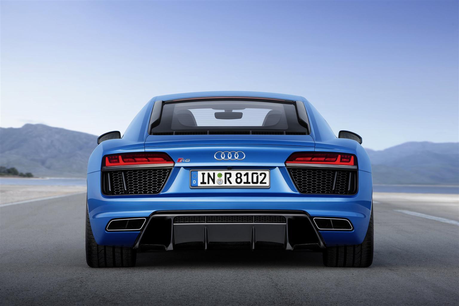 Nuova Audi R8 Coupé competitor, prezzo e prestazioni 2
