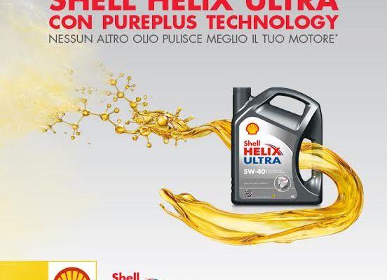 Shell Helix Ultra con tecnologia PurePlus: l'innovazione al servizio degli automobilisti