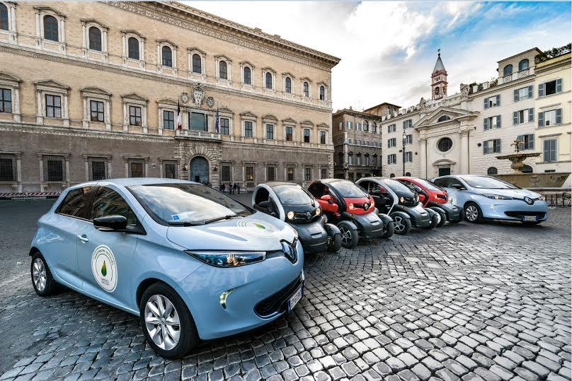 Capire per agire Renault Italia e l'Ambasciata di Francia proseguono il percorso verso la COP21