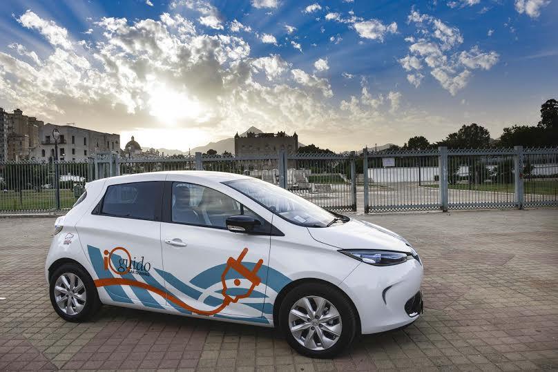 Car Sharing elettrico Renault e Enel scommettono su Palermo 1