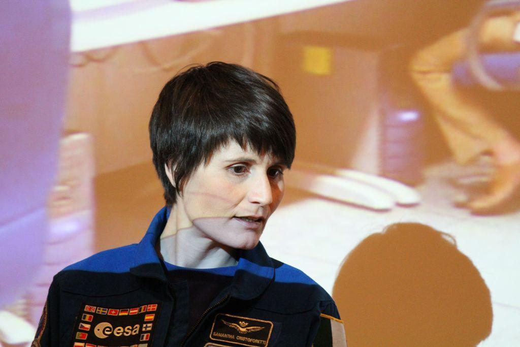 Cristoforetti Astronauta ESA_ MUSE Trento BLogMotori 2