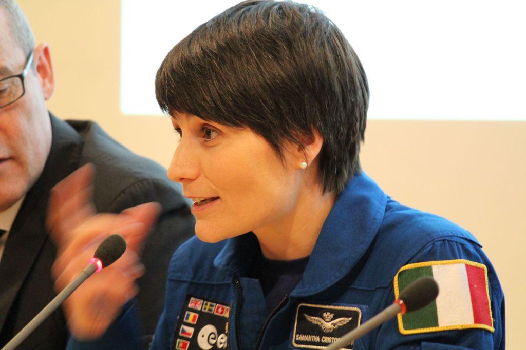 Cristoforetti Astronauta ESA_ MUSE Trento BLogMotori 6