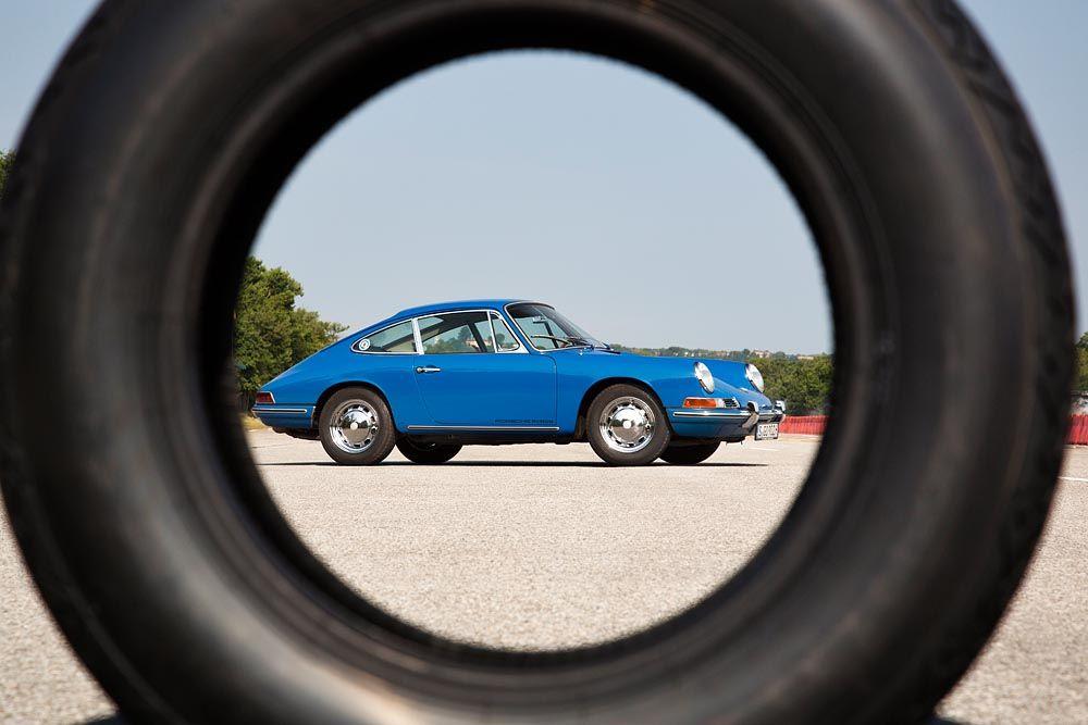 Pneumatici per Porsche storiche tutto quello che c'è da sapere