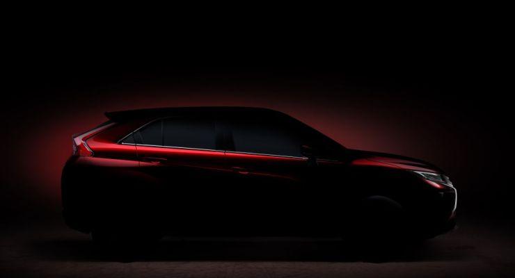 Nuovo SUV compatto Mitsubishi a Ginevra 2017