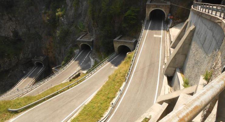 I cinque passi delle Dolomiti per l'estate 2017 scelti dai bikers di TrueRiders