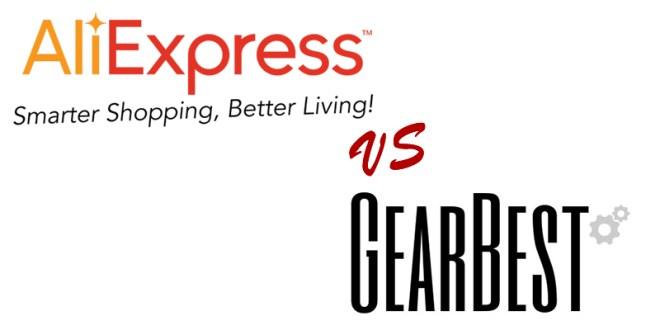 AliExpress vs GearBest