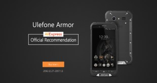 Ulefone Armor offerta Aliexpress