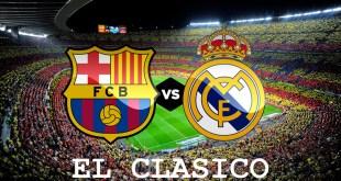 Barcellona - Real Madrid