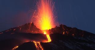 Esplosione dell'Etna, 10 feriti