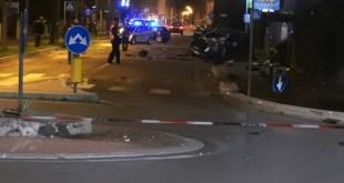incidente stradale muore bimbo di 6 mesi