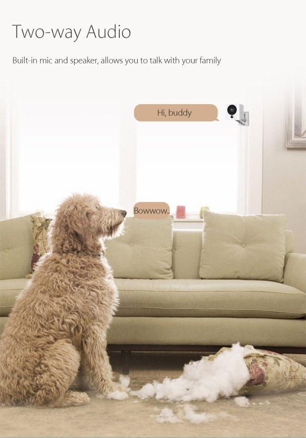 IP Camera Xiaomi WI-FI 1080P
