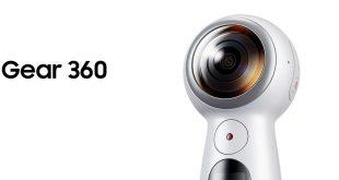 Nuova Samsung Gear 360 2017