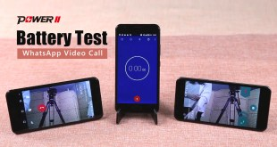 Ulefone Power 2 Test batteria con videochiamata