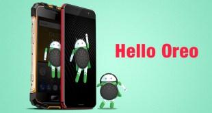 Android Oreo su Ulefone