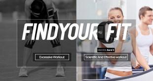 MGCOOL Band 3, fitness tracker