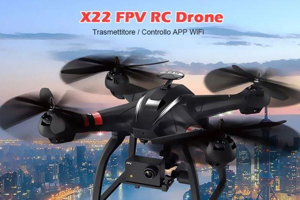 Drone BAYANGTOYS X22
