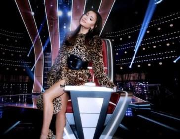 Ariana Grande a The Voice Usa 2021 (e prende il posto di Nick Jonas)