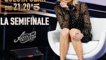 Amici 2021 serale, semifinale 8 maggio: The Kolors ed Ermal Meta ospiti, chi saranno i finalisti e gli eliminati?