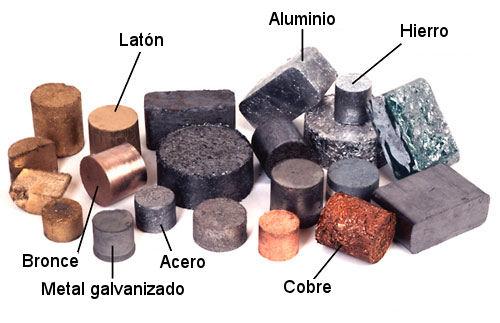 electricidad-metales-laton-aluminio-hierro-bronce-cobre