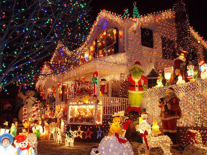 Countdown Christmas Tree Light