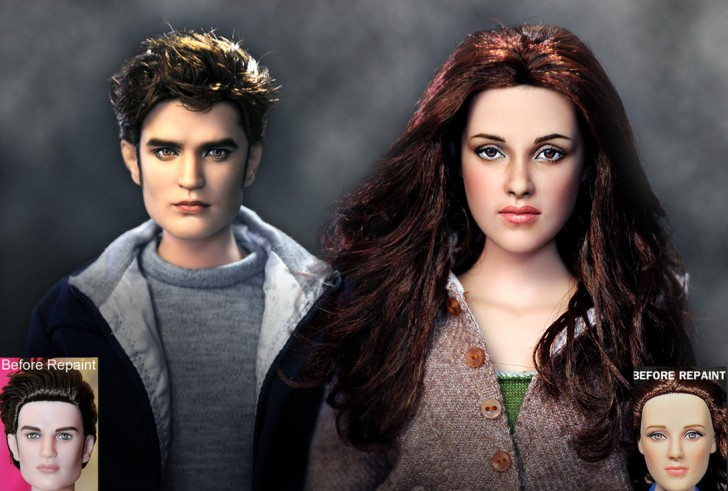 muneca Eclipse Bella Edward