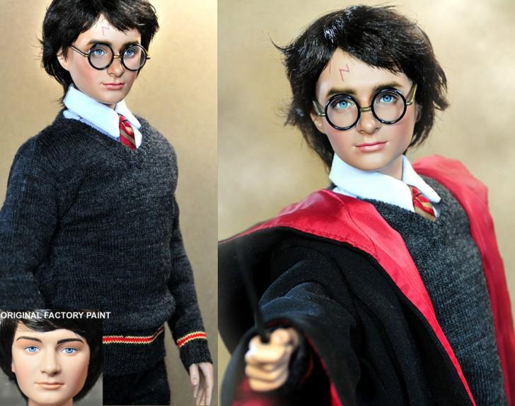muneco Daniel Radcliffe Harry Potter
