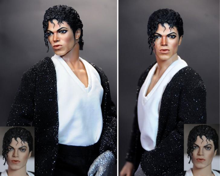 muneco Michael Jackson Billie Jean