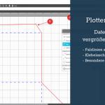 Plotter-Anleitung: Verpackungen vergrößern/verkleinern