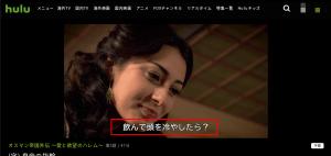 Hulu 字幕対応
