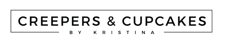 creepers and cupcakes logo
