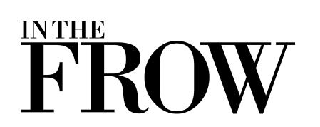 In the frow logo