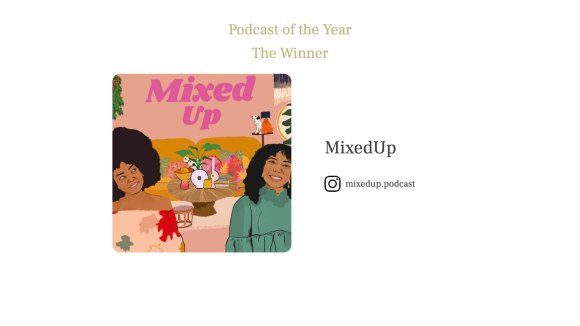Podcast of the Year 2021
