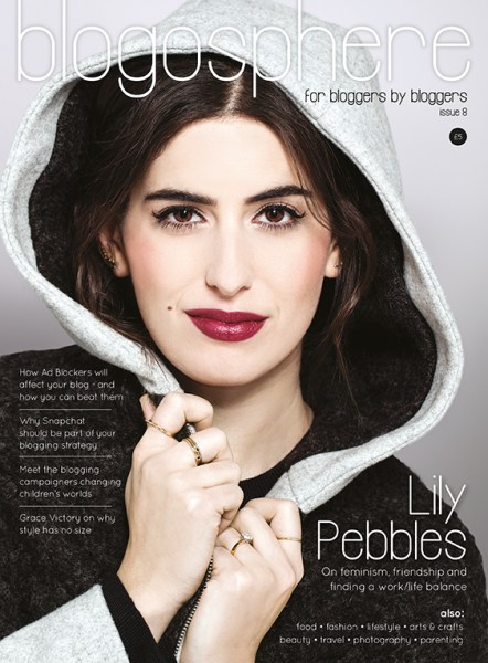 Blogosphere Magazine Issue 8 Lily Pebbles