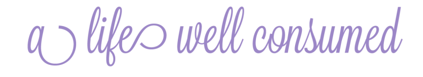a life well consumed logo