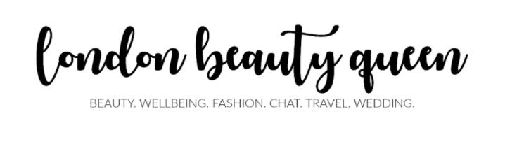 London beauty queen logo