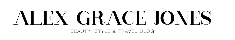 Alex grace jones logo
