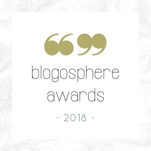 Blogosphere Blog Awards 2017
