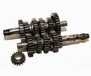 Transmisi Motor 6 Speed